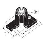 Acoustical Surfaces, Inc. - ND Neoprene Mounts