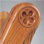 Imperial Woodworks, Inc. - Pew End Accents
