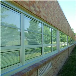 "Winco Window Company - Projected Casement Windows - 1150: 2"" Thermal AW-80 .125 Wall"