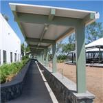 Poligon - Covered Walkways