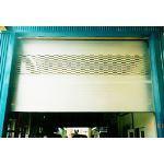 Best Roll-Up Door, Inc. - Aluminum & Lexan Combination