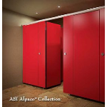 ASI Accurate Partitions - The ASI Alpaco™ Collection - Toilet Partitions, Accessories, Lockers