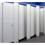 Accurate Partitions Corp. - Ultimate Privacy™ Toilet Partitions