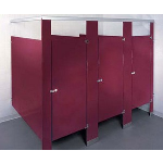 Accurate Partitions Corp. - Powder Coated Steel Toilet Partitions