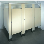 Accurate Partitions Corp. - Phenolic Toilet Partitions