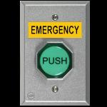 Safety Technology International, Inc. - Universal Button - UB-1 - Y