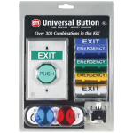 Safety Technology International, Inc. - Universal Button - UB-1