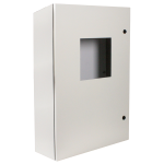Safety Technology International, Inc. - Metal Protective Cabinet with Window - STI-7560