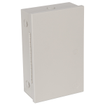 "Safety Technology International, Inc. - Metal Protective Cabinet7 x 12 x 3.5"" - STI-EM07123.5"