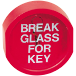 Safety Technology International, Inc. - Break Glass Stopper® - Keys Under Plexiglas® - STI-6720