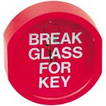 Safety Technology International, Inc. - Break Glass Stopper® - Keys Under Plexiglas® - STI-6720