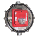 Safety Technology International, Inc. - Stopper® Dome Heated Enclosure for Strobe Only Type 4X - STI-1229HTR
