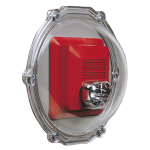 Safety Technology International, Inc. - Stopper® Dome for Strobe Only - Flush Mount - STI-1225