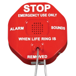Safety Technology International, Inc. - Life Ring Theft Stopper® - STI-6210