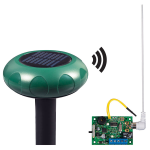 Safety Technology International, Inc. - Wireless Driveway Monitor (solar powered) with Single Channel Slave Receiver - STI-34119