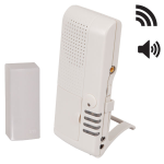 Safety Technology International, Inc. - Wireless Door Entry Alert® with Voice Receiver - STI-V34500