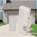 Safety Technology International, Inc. - Wireless Garage Sentry® Alert with Voice Receiver - STI-V34300