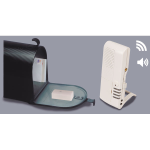 Safety Technology International, Inc. - Wireless Mail Alert® with Voice Receiver - STI-V34200