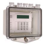 Safety Technology International, Inc. - Heated Polycarbonate Enclosure - Key Lock - STI-7510A-HTR