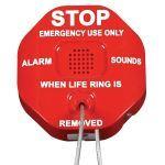 Safety Technology International, Inc. - Life Ring Theft Stopper® - STI-6210