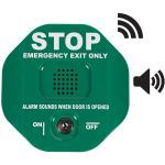 Safety Technology International, Inc. - Wireless Exit Stopper® Multifunction Door Alarm - STI-6400WIR-G