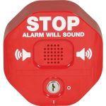 Safety Technology International, Inc. - Exit Stopper® Multifunction Door Alarm - STI-6400