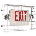 Safety Technology International, Inc. - Exit Sign Damage Stopper® - STI-9740