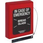 Safety Technology International, Inc. - Break Glass Stopper® - Large, Emergency - STI-4100EM