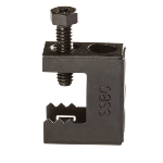 "Cablofil® - 1/8"" - 1/2"" Assembled Spring Steel Beam Clip"
