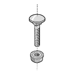 Cablofil® - Bolt with Nut