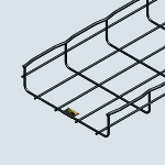 Cablofil® - UL Classified Painted Wire Cable Tray