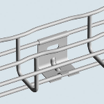 Cablofil® - Snap-in Wall Hanger Support