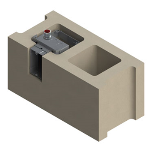 Cablofil® - FB816 - FAS Power Manufactured Assemblies for Concrete Block