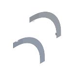 Cablofil® - DIV - Vertical Elbow Dividers