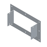 Cablofil® - TBC - Tray-To-Box Connector (Frame Type)