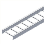 "Cablofil® - 5"" Itray Aluminum Straight Sections"