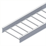 "Cablofil® - 7"" Itray Aluminum Straight Sections"