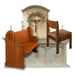 Ratigan-Schottler Manufacturing - Church Furniture