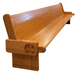 Ratigan-Schottler Manufacturing - Church Pews