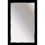 Ketcham - TPM-2436 Theft Proof Washroom Mirror