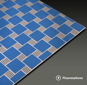 Floormations Aluminum Entrance Mats/Grids