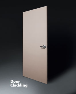 Door Cladding Door Protection