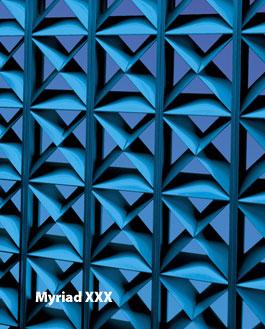MYRIAD XXX - Geometric Grilles