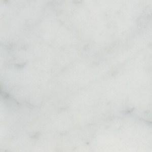 Marble - Italian White Carrara - Honed