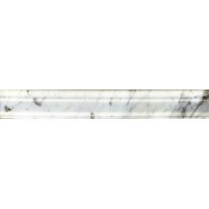 Marble - Italian White Carrara - Polished