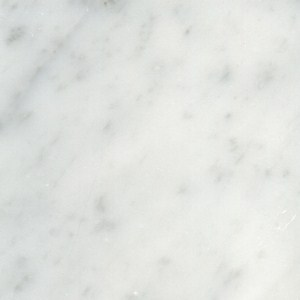 Marble - Italian White Carrara Sel - Polished
