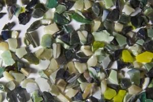 Terrazzo Aggregates - Sea Kelp Glass