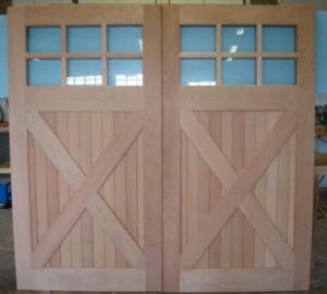 Swing Out Door Opener Easy Installation. Carriage Doors. Clingerman Garage  Doors