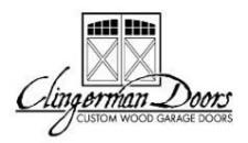 Sweets:Clingerman Garage Doors