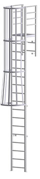 Parapet Access Ladder w/ Platform – U-303